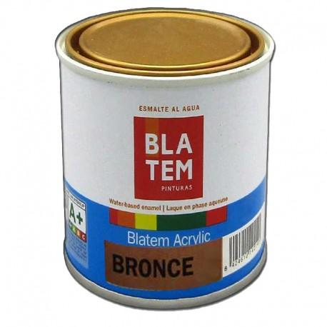 Pintura Color Oro al Agua Efecto Metal Blatem