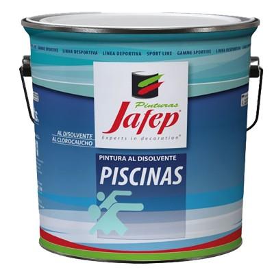 Pintura para Piscinas Clorocaucho Sport