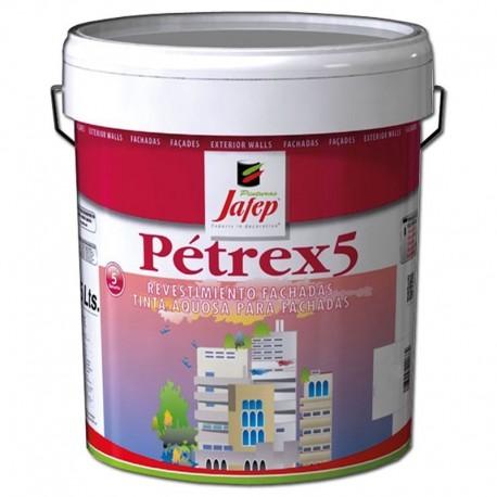 Pintura Especial de Polisiloxano Hidrofugante y Transpirable Pétrex 5 HR