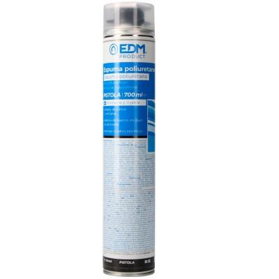 Espuma de Poliuretano de Secado Rápido 700 ml EDM