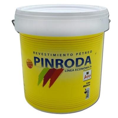 Pintura de Fachadas Revestimiento Petreo Liso para Exterior-Interior Pinroda