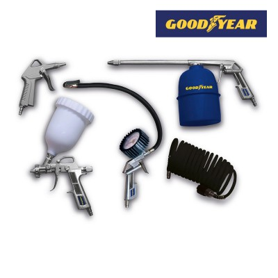 Kit aire comprimido goodyear