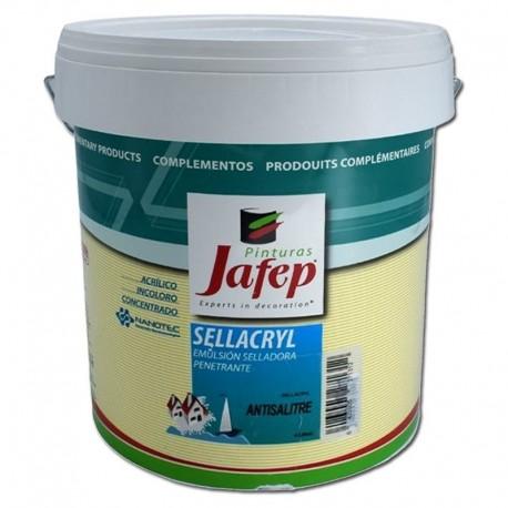 Imprimación Selladora Antisalitre Penetrante Jafep