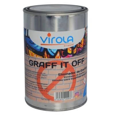 Barniz Antigraffiti Protector Transparente para Fachadas Silicol