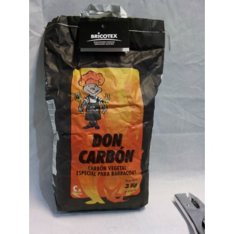 Carbon Vegetal para Barbacoas