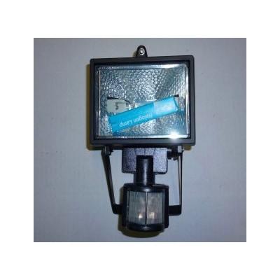 Mini Foco Pequeño con Sensor para Exterior 150W