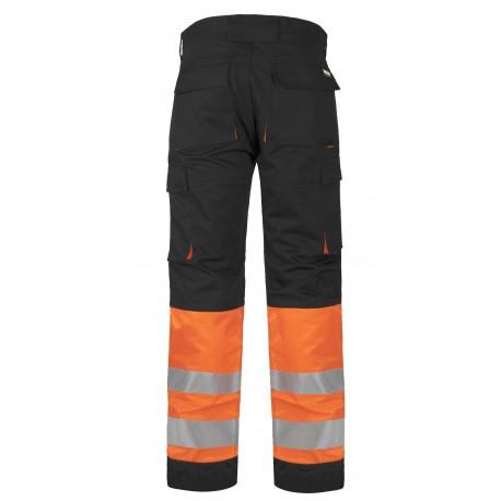 Pantalón de Alta Visibilidad Reflectante C2918 Workteam