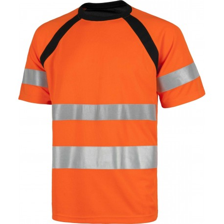 Camiseta de Alta Visibilidad Reflectante C2941 Workteam