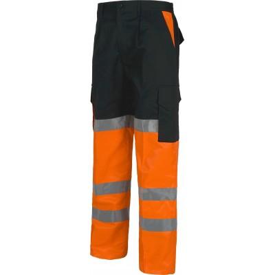 Pantalón de Alta Visibilidad Reflectante C3214 Workteam