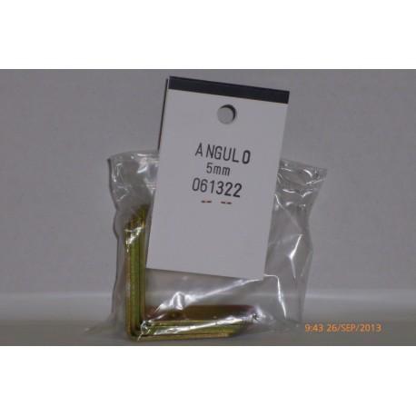 Ángulo/Escuadra Metálica para Bricolaje 50mm