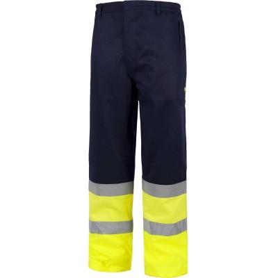 Pantalón Ignífugo de Alta Visibilidad Reflectante B1491 Workteam
