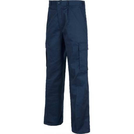 Pantalón de Trabajo Multibolsillos B1403