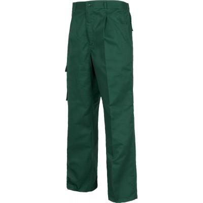 Pantalón de Trabajo Industrial Económico Multibolsillos B1409