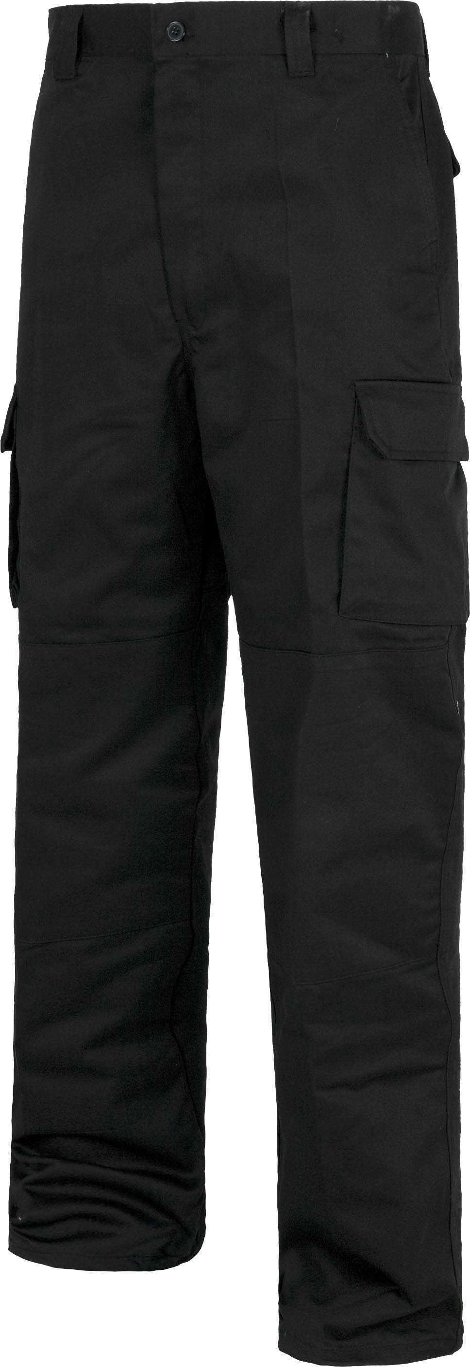 Pantalon De Trabajo Industrial Multibolsillos Con Refuerzos B1416 Workteam