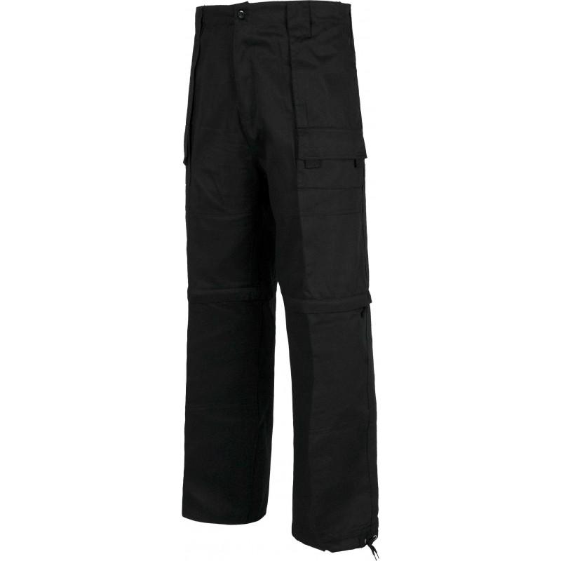 Pantal n de trabajo multibolsillos con perneras for Pantalones de trabajo multibolsillos