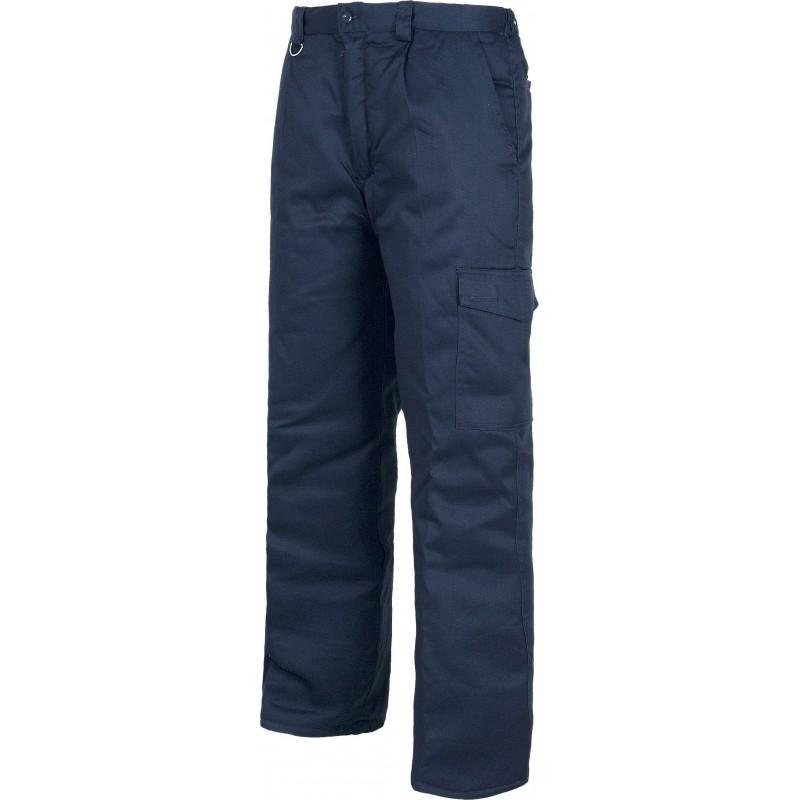 Pantal n de trabajo multibolsillos para invierno b1410 for Pantalones de trabajo multibolsillos