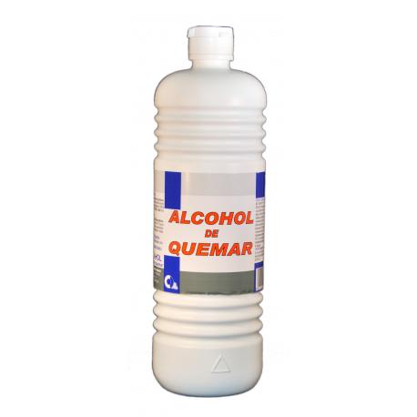 Alcohol de Quemar/Alcohol Metílico para Mecheros