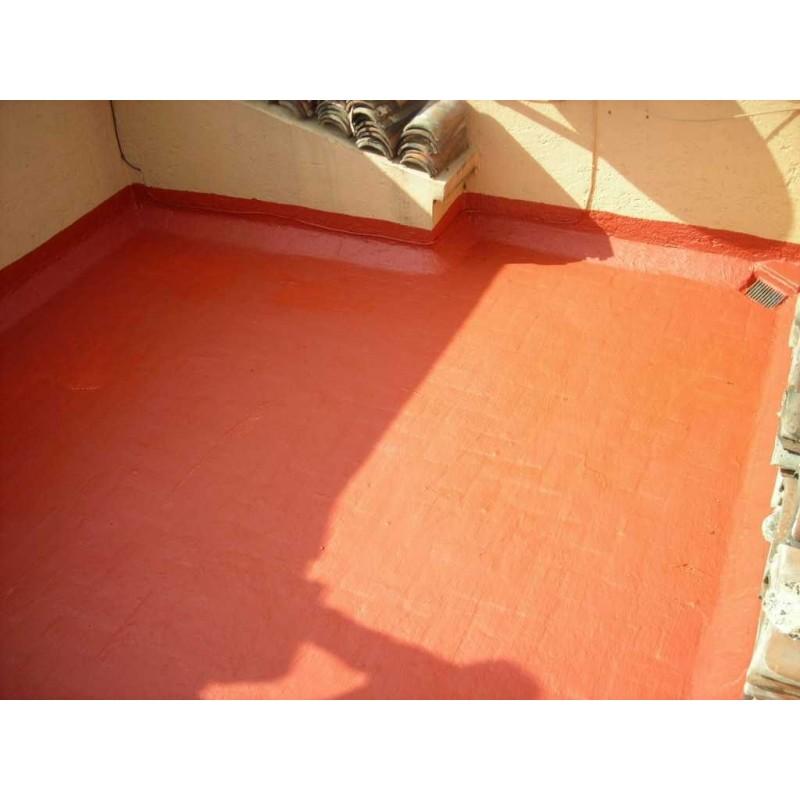 Pintura impermeabilizante antigoteras para terrazas pinroda - Impermeabilizantes para terrazas ...