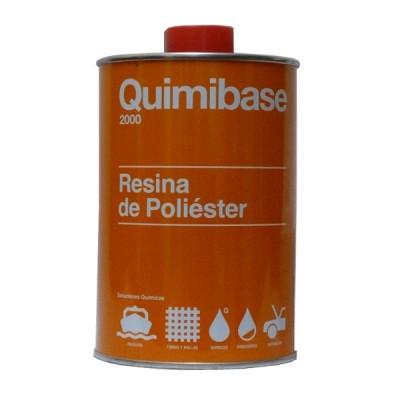 Resina de Poliéster Transparente Quimibase