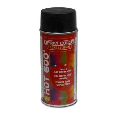 Pintura Anticalórica en Spray hasta 600º