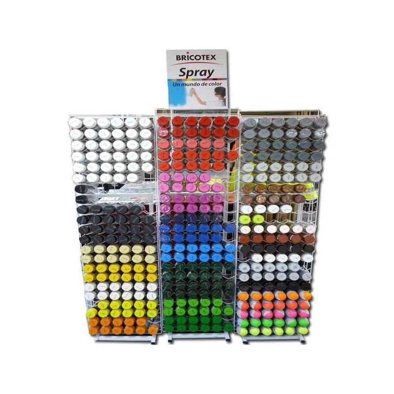 Pintura en spray para interior y exterior colores variados - Pintura para hierro exterior ...