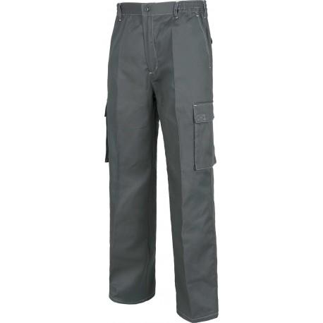 Pantalón de Trabajo Multibolsillos Económico B1418 Workteam