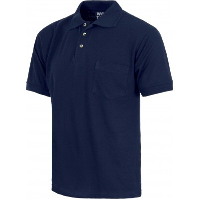 Camiseta Polo de Trabajo S6502 Workteam