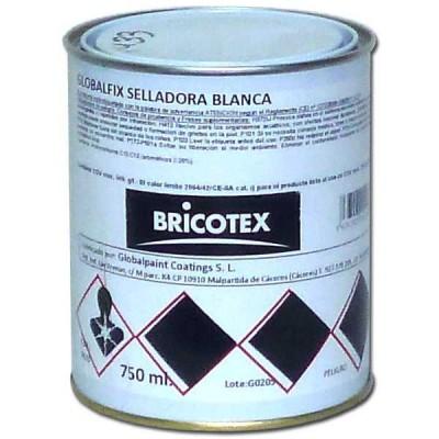 Selladora Imprimación al Disolvente para Madera Bricotex 750ml.