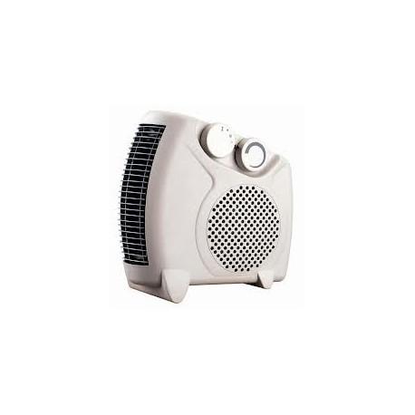 Termoventilador Calefactor Eléctrico 1000-2000 w