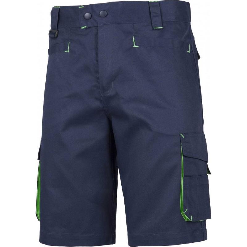 Bermuda de trabajo multibolsillos wf1617 for Pantalones de trabajo multibolsillos
