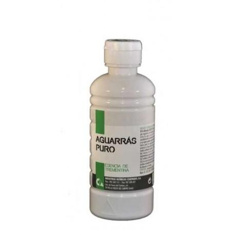 Aguarrás Vegetal Puro (Esencia de Pino o Trementina) 250 ml.