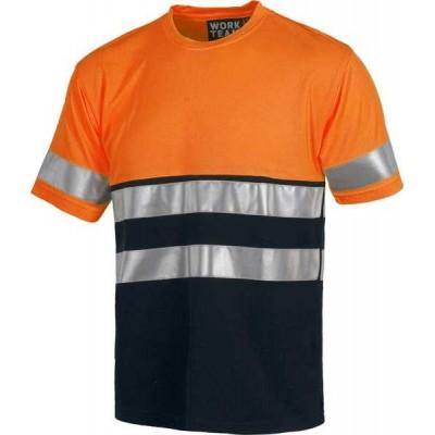 Camiseta de Alta Visibilidad para Trabajar C3941
