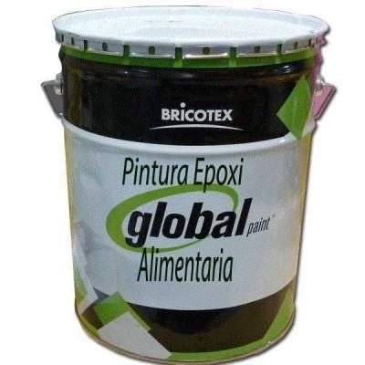 Pintura Epoxi Alimentaria 4 Lt.