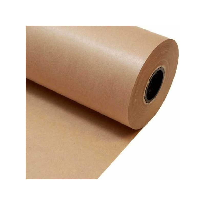 Rollo bobina de papel kraft para suelos armarios - Papel de pared para pintar ...