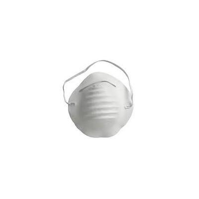 Mascarilla de Papel Protección contra el Polvo (2 Unidades)