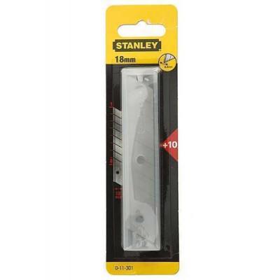 Recambio Cuchillas para Cutter 18 mm Stanley