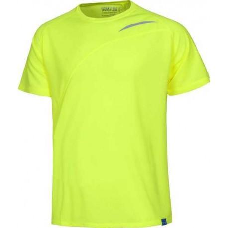 Camiseta Técnica en Colores Flúor S6610 Workteam