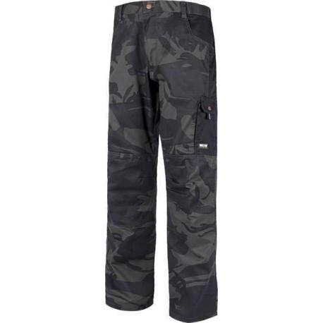 Pantalón Multibolsillos de Camuflaje para Caza y Pesca