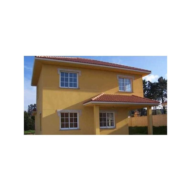 Pintura para revestimiento liso de fachadas for Pintura para fachadas