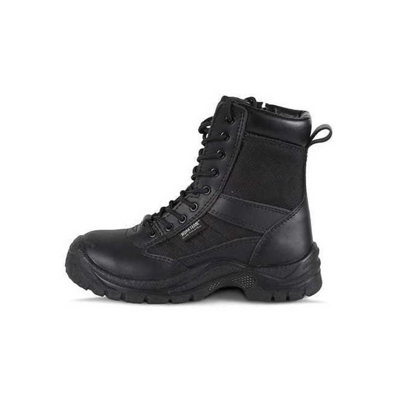Botas de Seguridad y Protección Color Negro