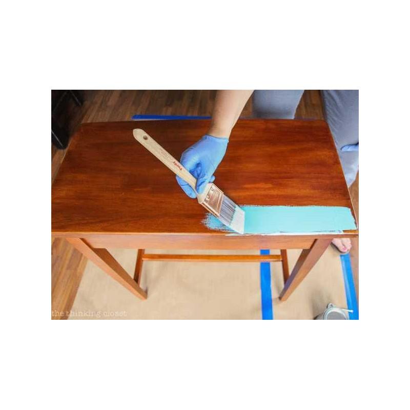Pintura efecto tiza chalk paint para muebles 200 ml - Pintura para muebles ...