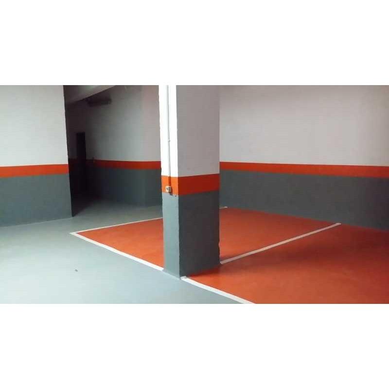 Pintura para suelos cheap pintura clorocaucho pintura - Pintura de suelo ...