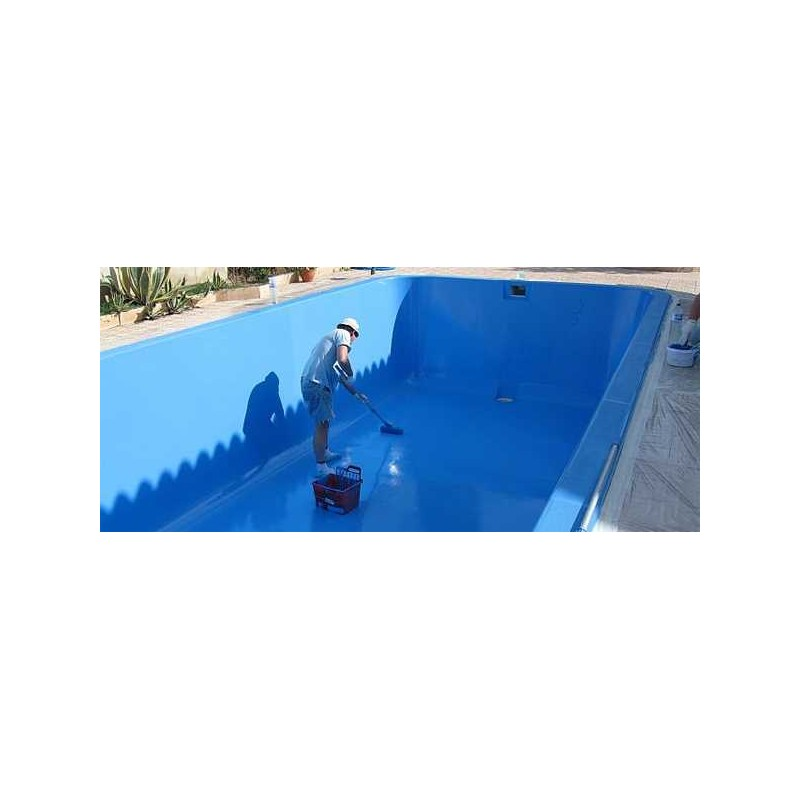 Pintura para piscinas clorocaucho sport jafep - Pintura de piscina ...
