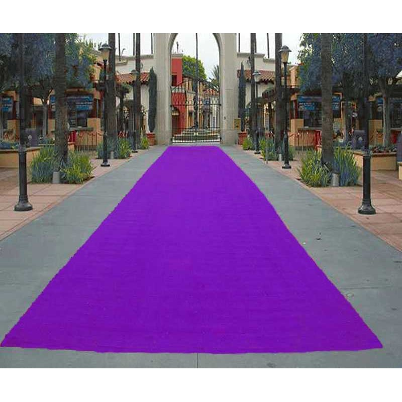 Rollo moqueta alfombre roja ferial por metros para bodas y eventos - Alfombra por metros ...