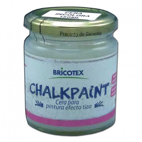 Cera Transparente Líquida al Agua Chalk Paint