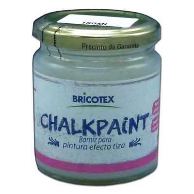 Barniz Transparente Líquido al Agua Chalk Paint