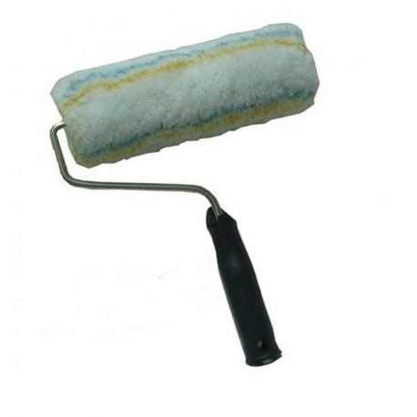 Rodillo de Hilo Bicolor para Pintar Fachadas 22cm