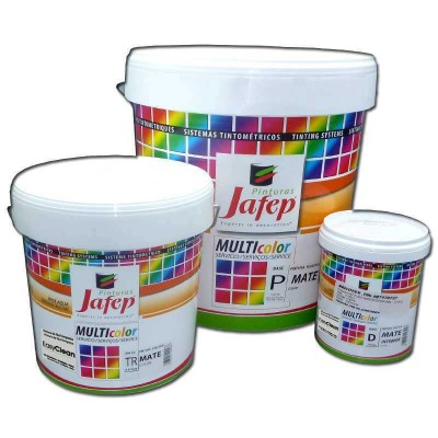 Pintura pl stica de interior en colores bricotex for Pintura plastica interior