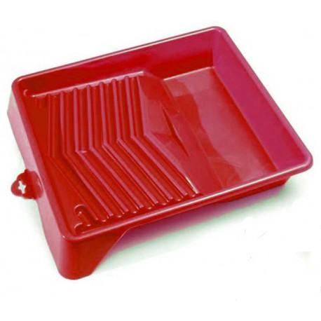 Cubeta de Plástico para Pintar y Escurrir Rodillos