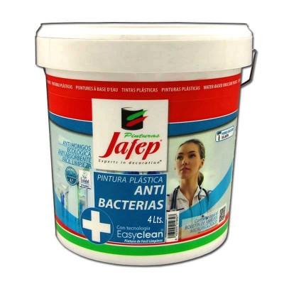 Pintura Antibacterias para uso Sanitario